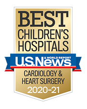 Top Pediatric Heart Hospital for cardiology and heart surgery in St. Louis, MO